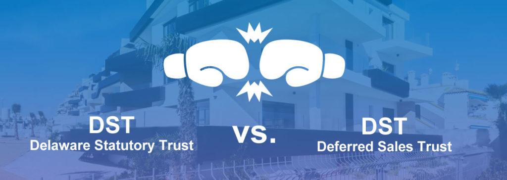Delaware Statutory Trust vs Deferred Sales Trust   Reef Point LLC