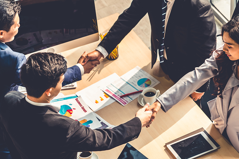 Using a DST for Mergers and Acquisitions | Reef Point LLC